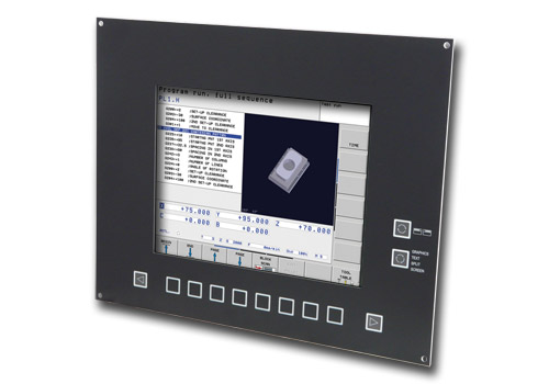 Replacement monitor for  Hermle UWF 1001 H