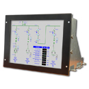 Industrial monitor for Makino control MGC3