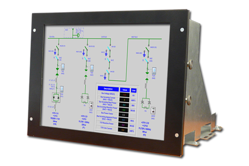 Industrial monitorf for Makino MGC3