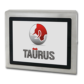Panel PC with TrueFlat and IP67 protection level