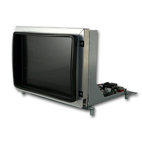 Industrial monitor for Bosch CC controls