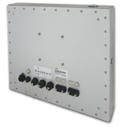 Wasserdichter Panel PC nach IP65