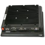Rückseite des 10 Zoll Panelmount Panel PCs