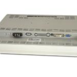Standard Anschlüsse: VGA + DVI (weitere optional)