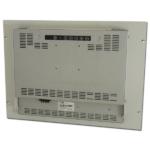 Rückseite des 17 Zoll Rack Mount TFT Monitors