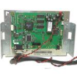 Rückseite des Industriemonitors für Cybelec CNC3200