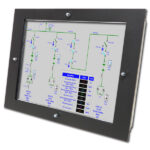 Industriemonitor für   Cybelec DNC 90 / DNC 94 / DNC 900