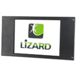 15 Zoll Industriemonitor rackmount mit Fronplatte 6HE