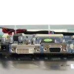 Anschluss 15pol. HD D-SUB (3-reihig)