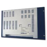 Rückseite des Rackmount Panel PCs