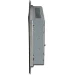 Seitenansicht des Monitors für MAHO CNC 232