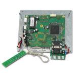 Rückseite TFT Monitor für Delem