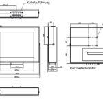 Datenblatt 15 Zoll Industrie Monitor - Panel PC - Taurus