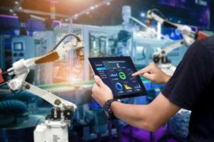 Vernetzung Industrie 4.0