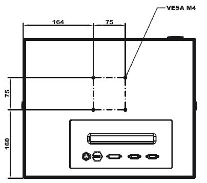 15-Zoll-Industriemonitor-Taurus-IP67-VESA