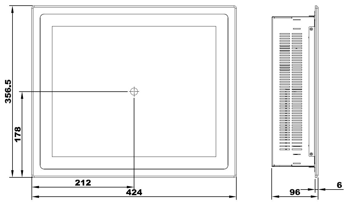 17zoll-lizard-ppc-front-zeichnung