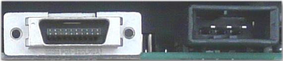 Anschluss-und-AMP-Stecker