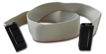 Flachbandkabel-16-polig-2-reihig